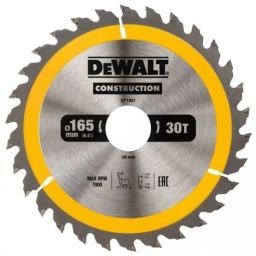 Dewalt Piła tarczowa 165x30mmx18z (DT1936-QZ)