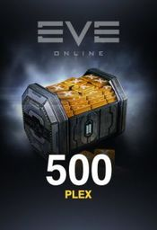 CCP Games EVE Online 500 PLEX Code GLOBAL