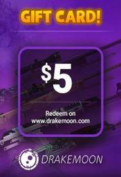 Drakemoon Drakemoon Gift Card 5 USD GLOBAL