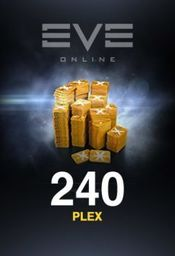 CCP Games EVE Online 240 PLEX Code GLOBAL