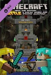 Minecraft - Battle Map Pack Season Pass Key XBOX LIVE GLOBAL