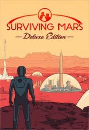 Surviving Mars: Digital Deluxe Edition PC, wersja cyfrowa