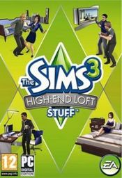 The Sims 3 High End Loft Stuff Key Origin EUROPE