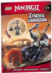 LEGO (R) Ninjago. Synowie Garmadona - Książka z zadaniami