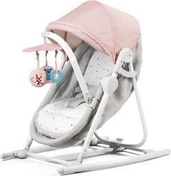 KinderKraft Leżaczek 5w1 UNIMO pink (KKBUNIMPNK0000)