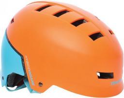 TEMPISH Kask Hybrid pomarańczowo-niebieski r. S/M (102001083-INSA)