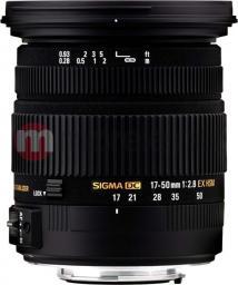 Obiektyw Sigma EX 2,8/17-50 DC OS pentax HSM (583961)
