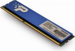 Pamięć Patriot Signature, DDR3, 4 GB,1333MHz, CL9 (PSD34G13332H)