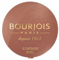 BOURJOIS Paris Blush róż do policzków 10 Chataigne Doree 2.5g