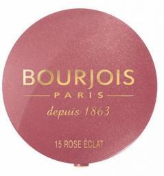 BOURJOIS Paris Blush róż do policzków 15 Rose Eclat 2.5g