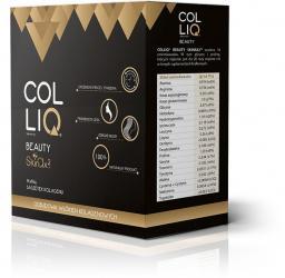 Colliq Beauty Skinax2 suplement diety 14x10g saszetki