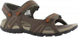 Nike Sandały męskie Santiam 4 czarne r. 40 (883412677042) w