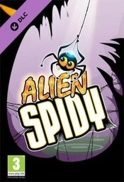 Alien Spidy: Between a Rock and a Hard Place Key Steam GLOBAL