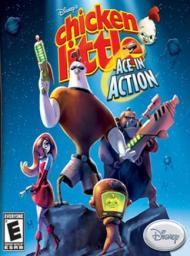 Disney's Chicken Little: Ace in Action Steam Key GLOBAL