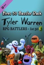 Program Degica RPG Maker: Tyler Warren First 50 Battler Pack Key Steam GLOBAL