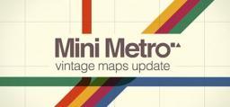 Mini Metro Steam Key GLOBAL