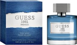 Guess Guess 1981 Indigo For Men EDT 100 ml