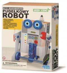 4M Green Science - Pudełkowy Robot 4M  (276553)