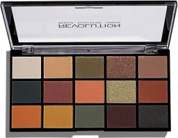 Makeup Revolution Re-Loaded Palette paleta cieni do powiek Iconic Division