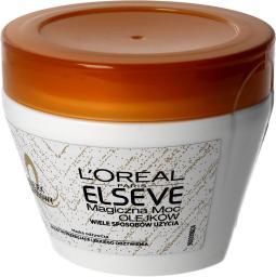 L'Oreal Paris Elseve Magiczna Moc Olejków Maska odżywcza do włosów 300 ml