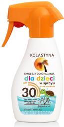 Kolastyna Kolastyna Opalanie Emulsja Do Opalania Dla Dzieci Spf30 Spray  200ml (625881)