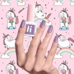 Hi Hybrid Lakier hybrydowy Unicorn nr 309 Dusty Violet 5ml