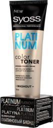 Syoss Color Toner Platinum 150 ml