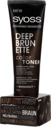 Syoss Color Toner Deep Brunette 150 ml
