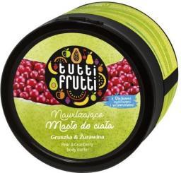 Farmona Masło do ciała nawilżające Tutti Frutti Gruszka & Żurawina 200ml