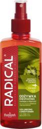 Farmona Farmona Radical Odżywka dwufazowa nadająca objętość do włosów cienkich i delikatnych  200ml - 215736N