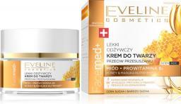 Eveline Facemed+ Lekki krem odżywczy przeciw przesuszaniu z miodem na dzień i noc  50ml