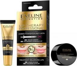 Eveline Lip Therapy zabieg powiększający usta (peeling 7 ml + wypełniacz 12 ml)