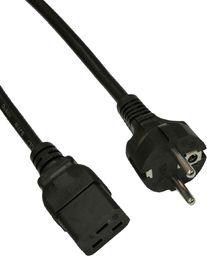 Kabel zasilający Akyga SERWEROWY C19 1.8M (AK-UP-01)