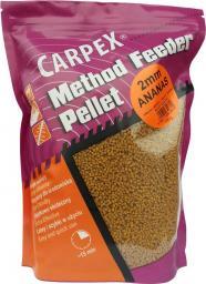 Carpex Method Feeder Pellet - Ananas, śr. 2mm, 0.75kg (64-MT-020-PIN)