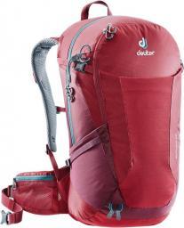 Deuter Plecak turystyczny Futura 28L Cranberry-Maron (340051855280)