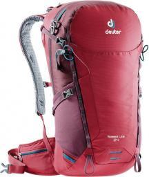 Deuter Plecak turystyczny Speed Lite 24L Cranberry-Maron (341041855280)