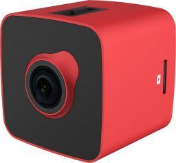Kamera samochodowa Prestigio CUBE czerwono-czarna (PCDVRR530WRB)