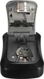 iBOX Sejf na klucze ISNK-01 z zamkiem szyfrowym szary (IBOX ISNK-01)
