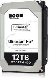 Dysk serwerowy HGST Ultrastar DC HC520 He12 12 TB 3.5'' SATA III (6 Gb/s)  (0F30143)