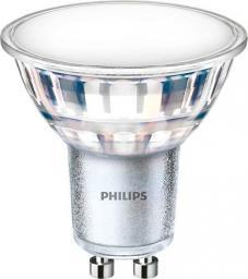 Philips Żarówka LED 5W GU10 MR16 3000K ciepła 520lm 120ST