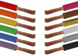 LGYDY Przewód LGY 1X0,5 mm2 biały 300/500V (LGY0,5_500)