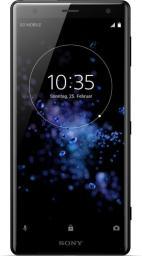 Smartfon Sony Xperia XZ2 64 GB Czarny  (1313-8195)