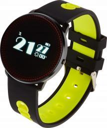 Smartwatch Garett Electronics Sport 14 Czarno-zielony  (Sport 14 czarno-żółty)
