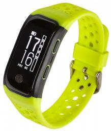 Smartband Garett Electronics Fit 20 GPS Żółty