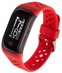 Smartband Garett Electronics Fit 20 GPS Czerwony
