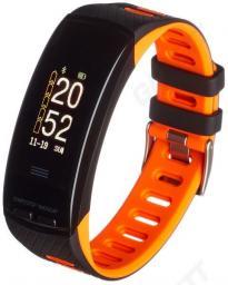 Smartband Garett Electronics Fit 23 GPS Pomarańczowy
