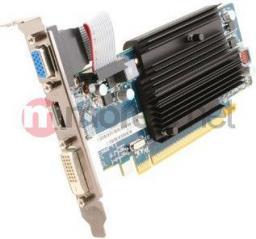 Karta graficzna Sapphire Radeon HD 6450 2GB GDDR3 (64 bit) HDMI, DVI, D-Sub (11190-09-10G)