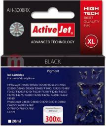 Activejet tusz AH-300BRX / CC641EE nr 300XL (black)