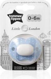 Tommee Tippee Smoczek Little London Boy CTN 1X0-6 M-CY (TT0355)