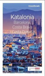 Travelbook - Katalonia, Barcelona, Costa.. w.2018
